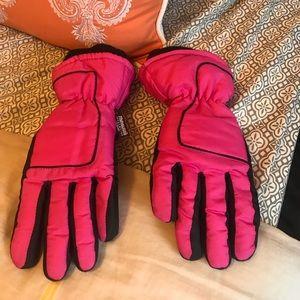 Girls Snow Gloves